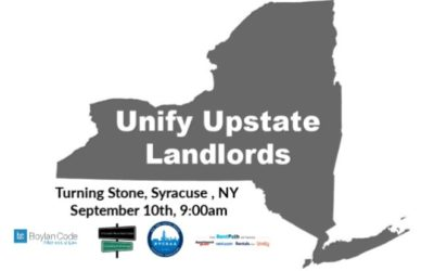 Unify Upstate Landlords Meeting