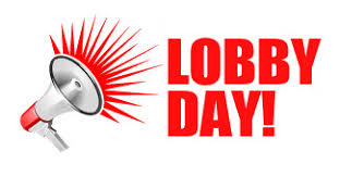 SAVE THE DATE! LOBBY DAY January 13th, 2020