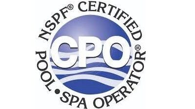 May 10th-11th Certified Pool/Spa Operator Certification